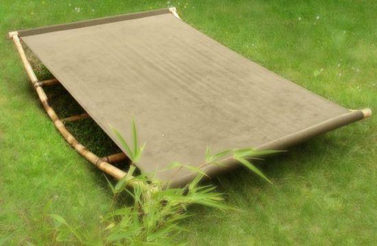 Bamboo Hammock - Bamboo Arts and Crafts Gallery
