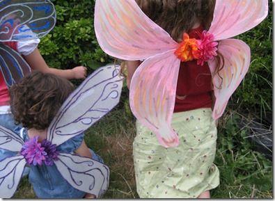 Mommy Blessings: Fairy Wings Tutorial