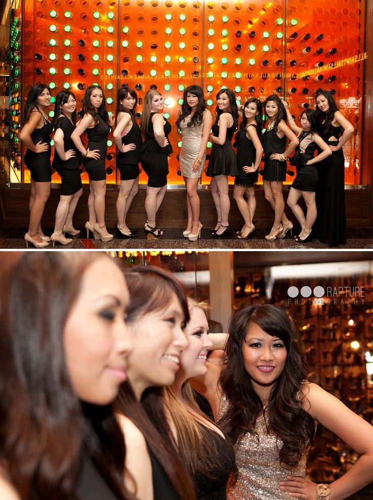 Bachelorette Party Ideas Little Black Dress Themed