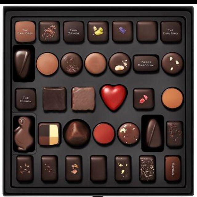 Pierre Marcolini Belgian chocolatier has passion for beauty..