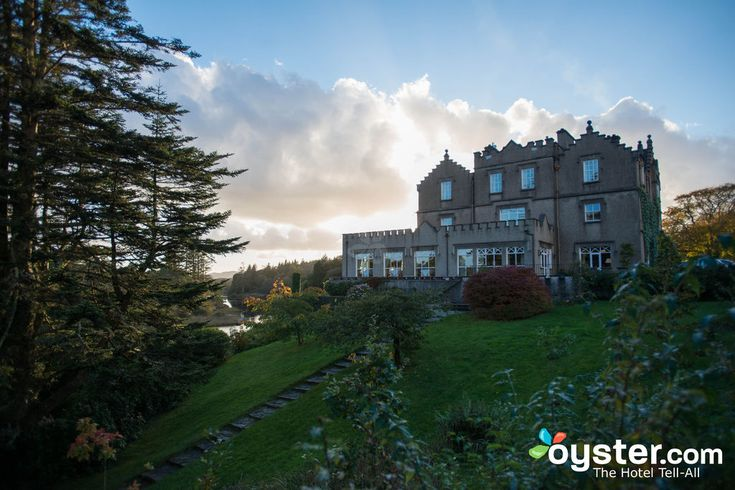 12 European Mansion Hotels That Are Postcard-Perfect - Ballynahinch Castle Hotel