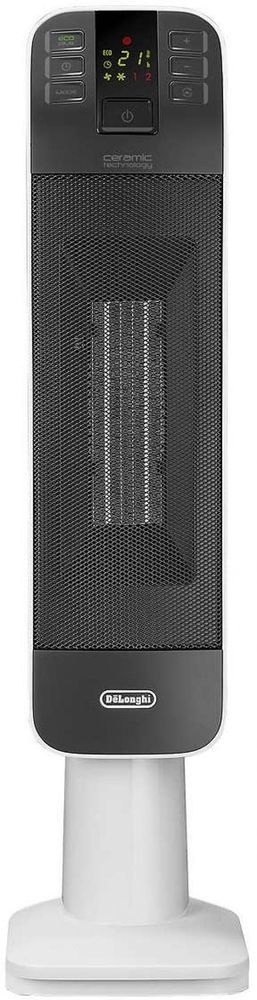 Portable Space Heater Tower Oscillating Fan 24 Hr Timer Room Ceramic Thermostat #PortableSpaceHeater