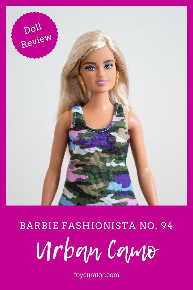 86f7d27f891 Barbie Fashionista 94
