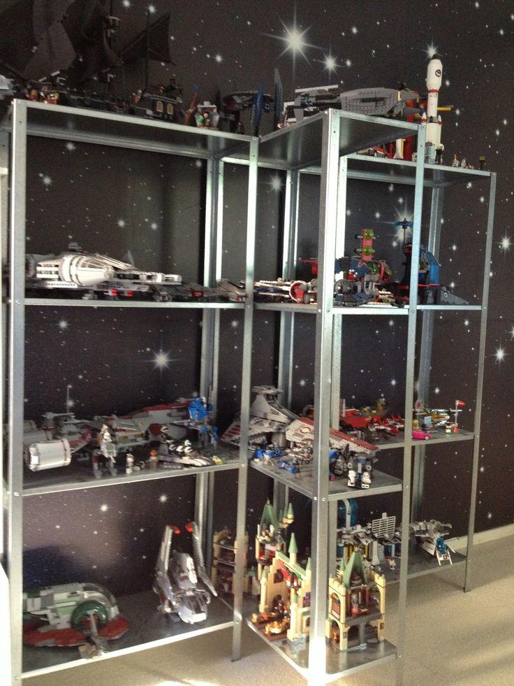 Citaten Uit Star Wars : Jongenskamer star wars ruimtebehang en stoere metalen