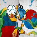 Brasil 2014: Día 6 Rusia y Corea del Sur igualaron en 1 por el décimo séptimo partido del mundial