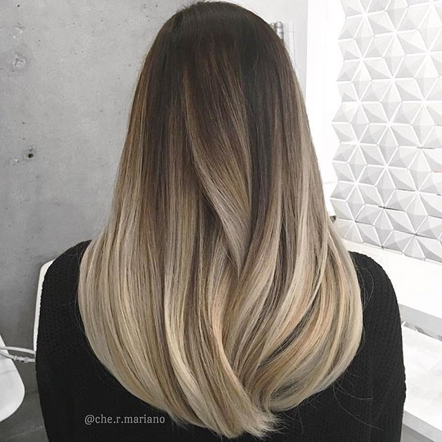 """OMBRÉ + ASH TONE @che.r.mariano"" Photo taken by @fanola_usa on Instagram, pinned via the InstaPin iOS App! http://www.instapinapp.com (03/17/2016)"