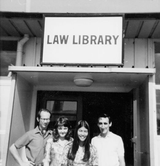 1971- Faculty of Law opens