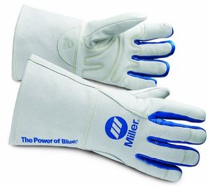 Miller Welding Gloves - MIG Gloves (Lined) 263332