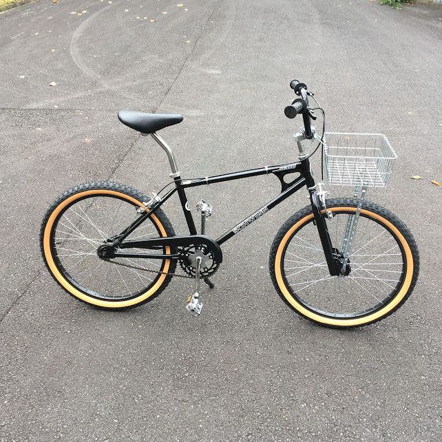 クルーザーで思うアメリカ雑貨的な自転車の楽しみ 自転車 クロモリ クルーザー