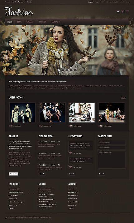 Fashion Point WordPress Themes by Hinoriko