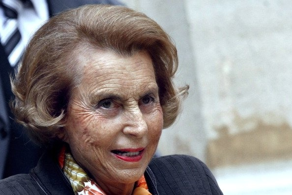 Liliane Bettencourt is a French heiress, businesswoman and socialite. She is one of the principal shareholders of L'Oréal. She is listed as the richest woman in the world by Forbes.  Net worth: $30,000,000,000  Age: 90  Source of wealth: L'Oreal  Country of citizenship: France