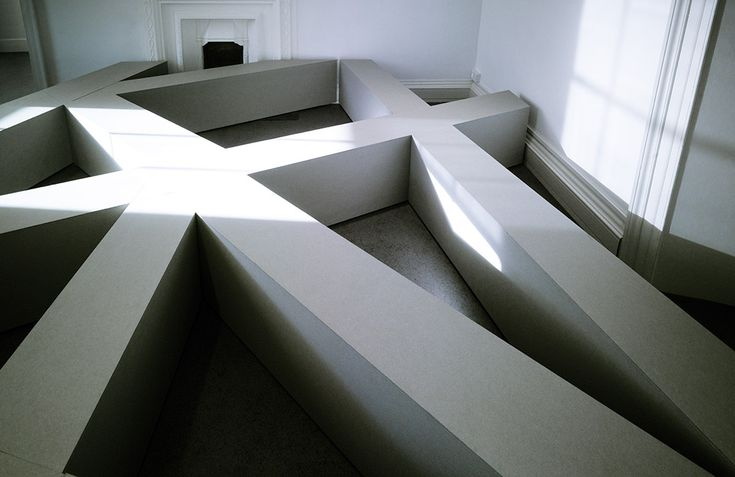 'Bench for Networking' , Irish Museum of Modern Art. Designed for ¨Everyday experience¨ by John Gerrard and A2 architects. material: EQUITONE fibre cement. equitone.com