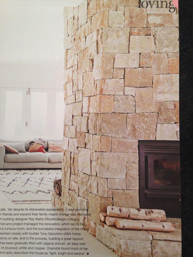 Best 25+ Sandstone fireplace ideas on Pinterest | White ...