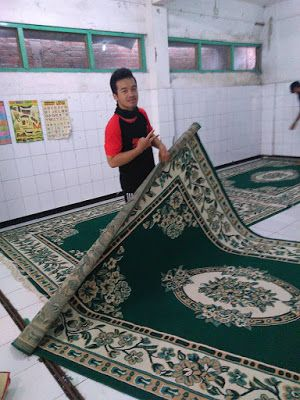Panti Asuhan Islam Bani Yaqub Surabaya: Persiapan Anak Panti Asuhan Menjelang Ramadhan 201...