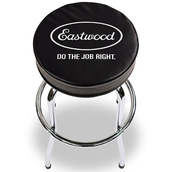 Eastwood Swivel Top Workbench Stool - Shop Supplies - Tools & Equipment