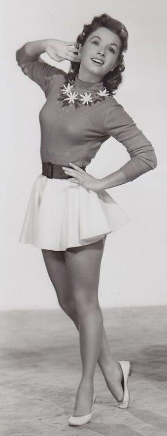 Beautiful, multi-talented, Debbie Reynolds