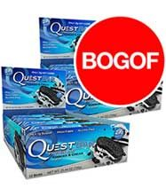 Quest Nutrition | Protein Bars - Dated Nov 16 - Buy One Get One Free