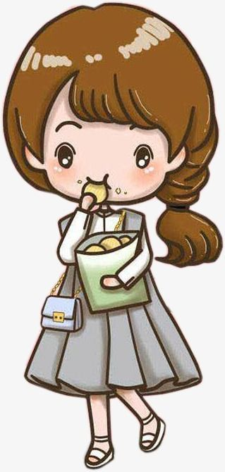 9430f453a cartoon characters,h5  material,hand-painted,cartoon,girl,eating,cookies,characters,h5,material,hand-painted  clipart,cartoon clipart,girl clipart,eating ...