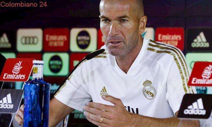 Zidane Responde A La Situación De Bale En El Real Madrid Zidane Real Madrid Bale