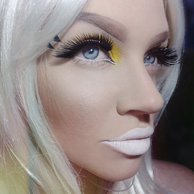 117 Best Images About Glam And Gore On Pinterest Wigs