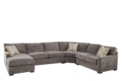 Juno 4pc Sectional Vintage Sectional Sofas And Furniture