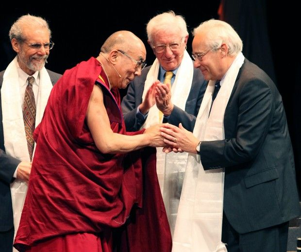 Dalai Lama, other leading thinkers say emotional health key to solving worlds problems : Wsj