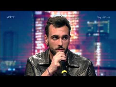 """E POI C'È CATTELAN #EPCC – Marco Mengoni in due nuove versioni di """"Invincibile"""" e """"L' essenziale"""" - YouTube"""