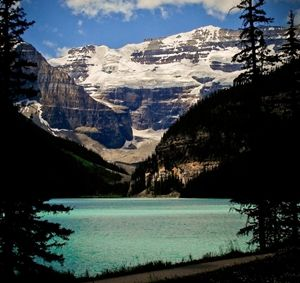 Lake Louise and Banff in general