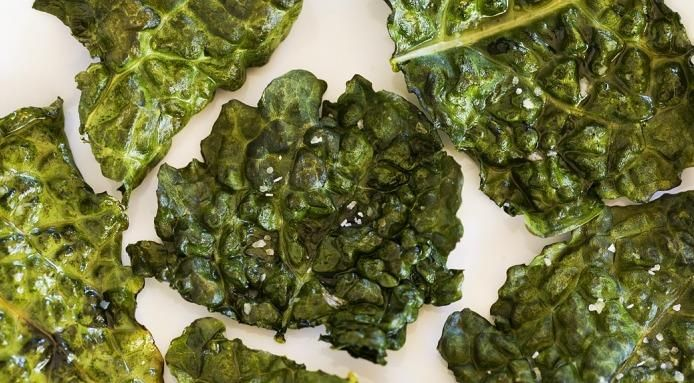 How To Cook Kale Chips - It's Easier Than You Think!