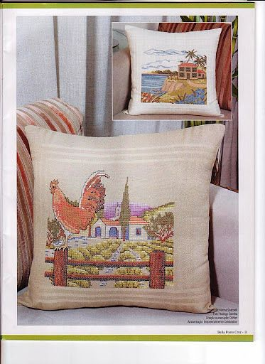 Farm cushion