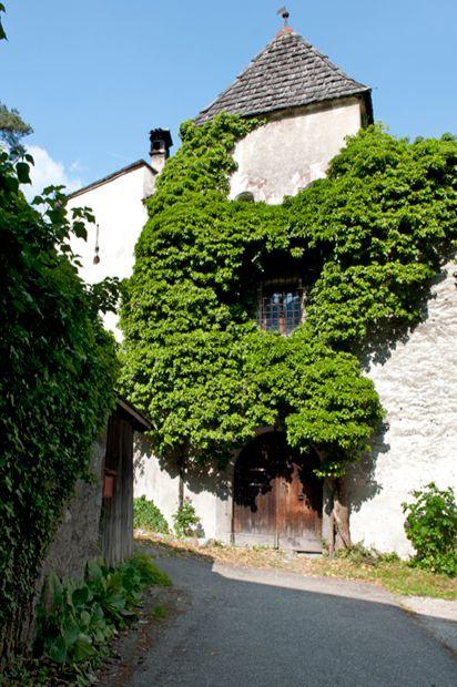 Burg Anger, Klausen, Südtirol