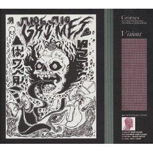 Grimes - VisionsFave Album, Favorite Music, 2012 Jam, Album Mus, Vision Lpmp3, Album 2012, Music 2012, Vision Grimes, Album Art