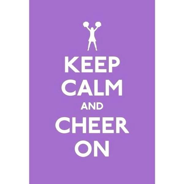 Cheer cheer-3: Keep Calm Cheerleading, My Life, Cheer Coach, Keepcalm, Cheer Cheer 3, Quotes Cheerleading, Cheerleading 3, Cheer Mom, Popular Pin