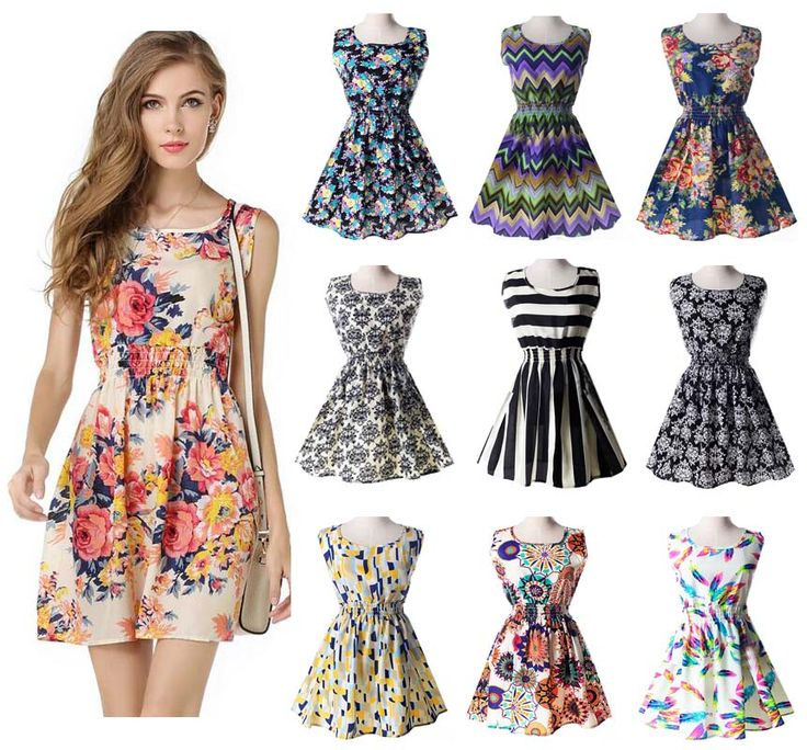 Del Verano-Vestidos casual-Identificación del producto:60525397131-spanish.alibaba.com