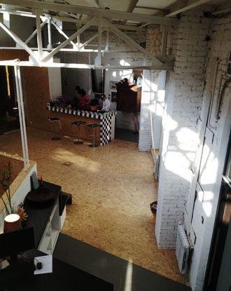 Арт-площадка ARTPLAY - наш офис! Дизайн - aaba architects. http://aaba.ru/project_421/
