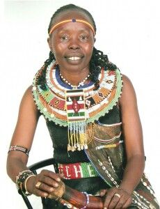 Prominent Kenyan athlete Tegla Loroupe.She is from the pokot tribe, a subtribe…