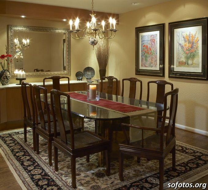 Salas de jantar decoradas (26)