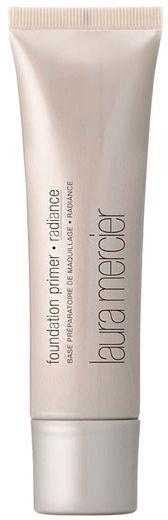 One of my favorite makeup primers: Laura Mercier Foundation Primer Radiance