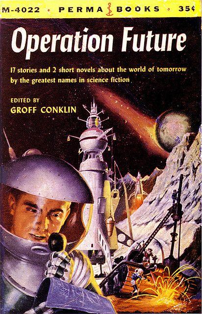 Tutte le dimensioni |fantastic vintage science fiction art | Flickr – Condivisione di foto!