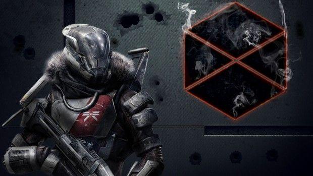 Logo Game Destiny Wallpaper HD.