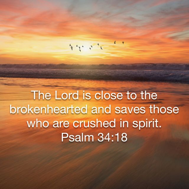 The Lord is close.