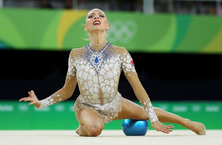 Melitina STANIOUTA (BLR) Ball