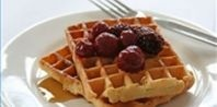 How to Make Carnival Waffles: Waffles Maker, Waffles Irons, Carnivals Waffles, Homemade Waffles