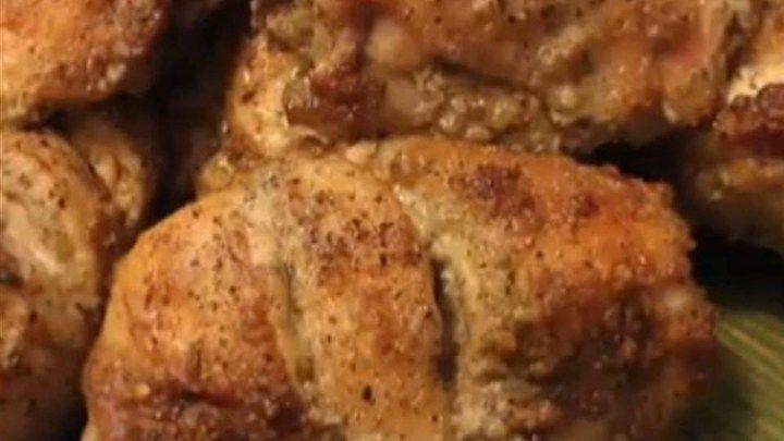 Chicken with 20 Cloves of Garlic