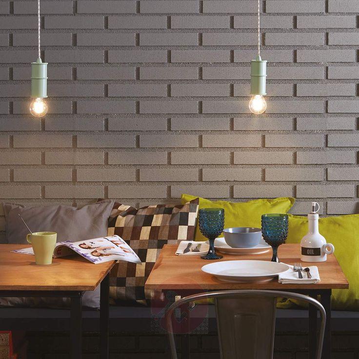 Lampada a sospensione Nico di stile industriale. Disponibile su Lampade.it (Nr.art: 4011749).