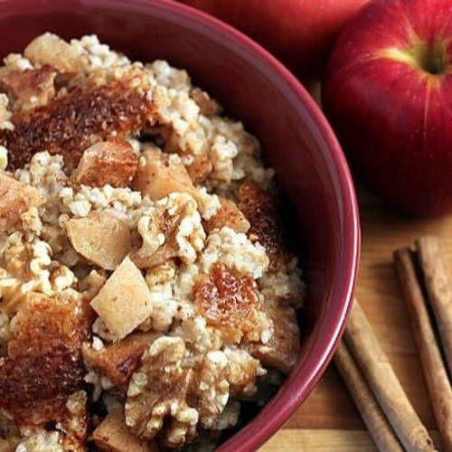 Quick Date-Apple-Cinnamon Oatmeal. Xo, LisaPriceInc.