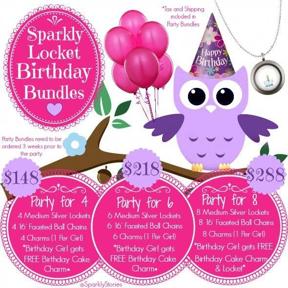 Origami Owl Birthday