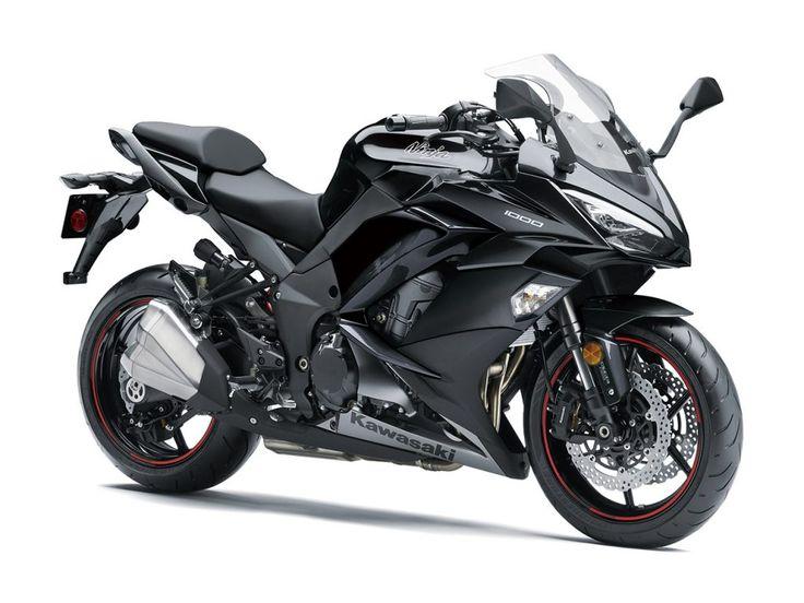 Recap - 2018 #Kawasaki #Ninja1000 gets new colour combinations in India