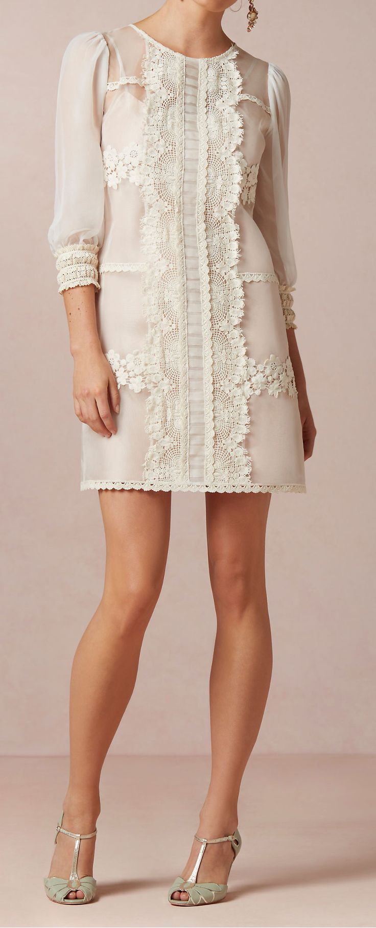 www.Keren-Center.com Sweet lace dress