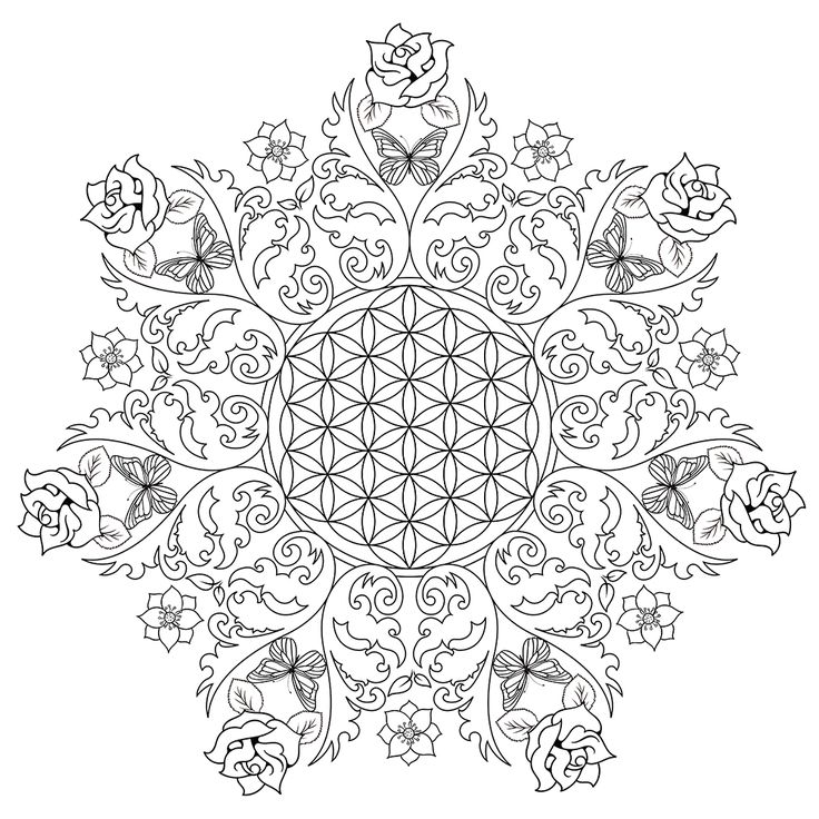 Coloring Pages: Detailed Coloring Pages For Adults Printable Kids ...
